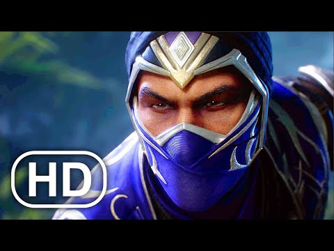 MORTAL KOMBAT 11 Full Movie Cinematic (2021) All Cinematics 4K ULTRA HD