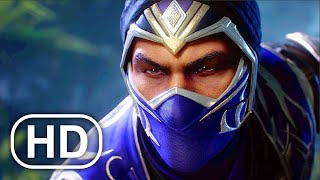 MORTAL KOMBAT 11 Full Movie Cinematic (2021) All Cinematics 4K ULTRA HD