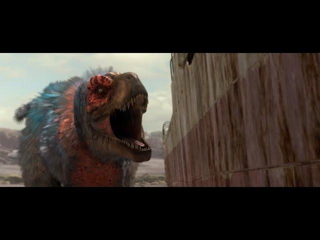 恐竜がはびこる世界に迷い込んだ主人公たちの冒険が始まる!映画『ジュラシック・アイランド』予告編