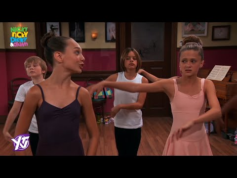 ⚡ Flashback Friday | Nicky, Ricky, Dicky & Dawn | Ballet and The Beasts Clip | YTV  ⚡