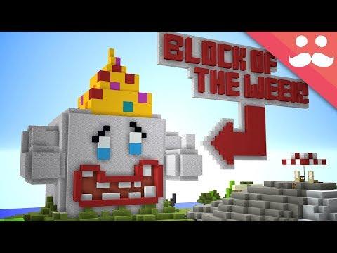 Hermitcraft 5: PRANK - BLOCK OF THE WEEK!