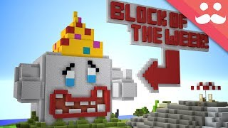 Hermitcraft 5: Episode 143 - THE MEGA BLOCK PRANK!