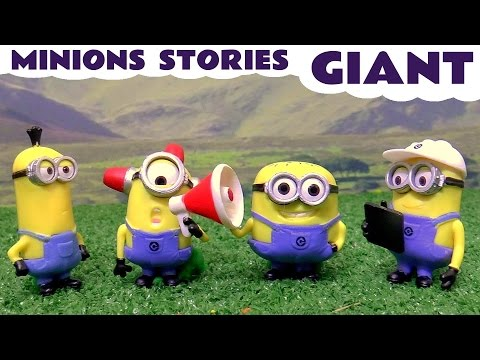Funny Minions Stories with Thomas & Friends & Peppa Pig | Cars Monster Trucks and Play Doh Pepa