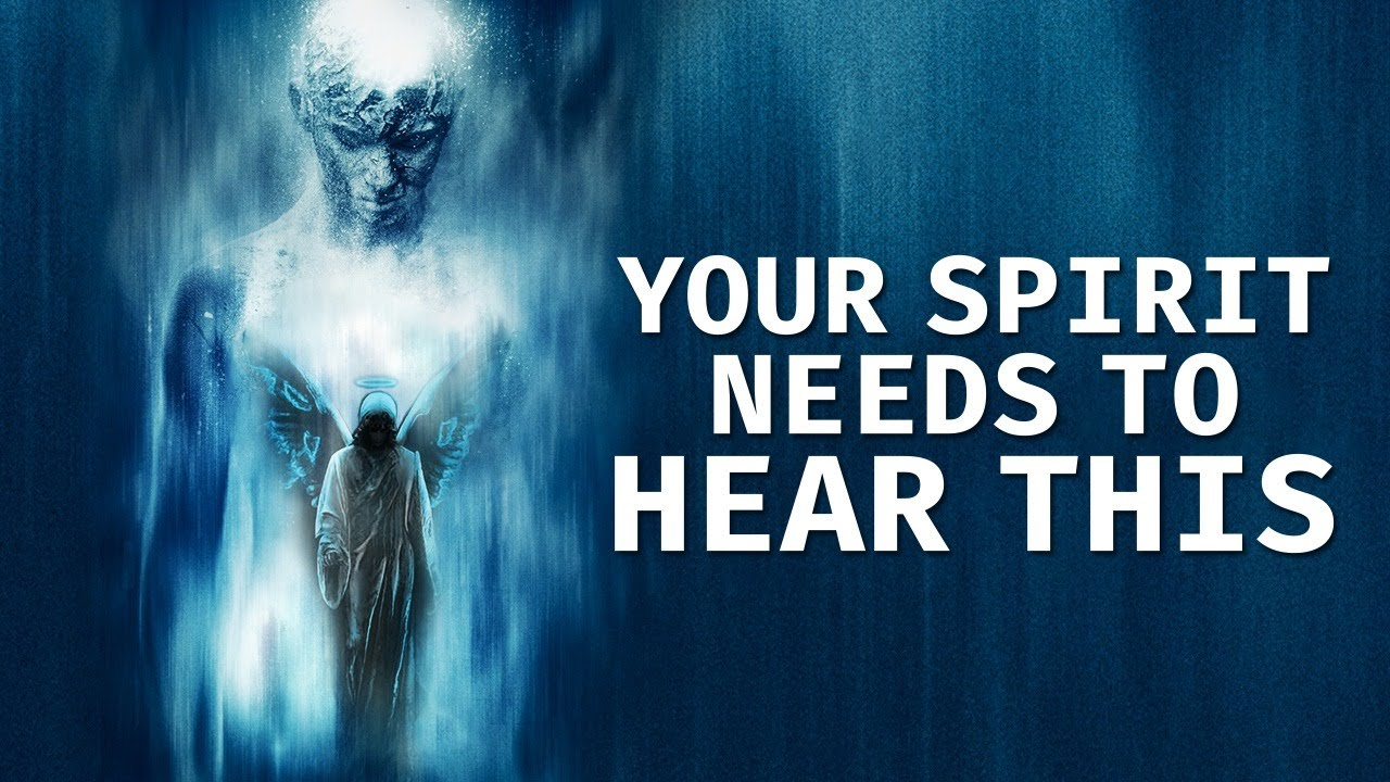 Quiet Your Mind And God Will Speak To Your Spirit II