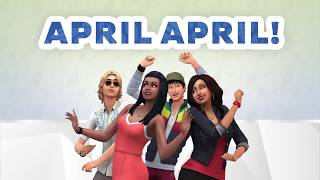 Sims 4-Aprilscherze aus 2019! | sims-blog.de