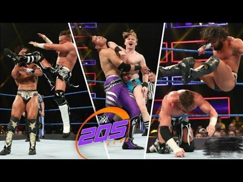 Download WWE 205 live highlights  April 10, 2019