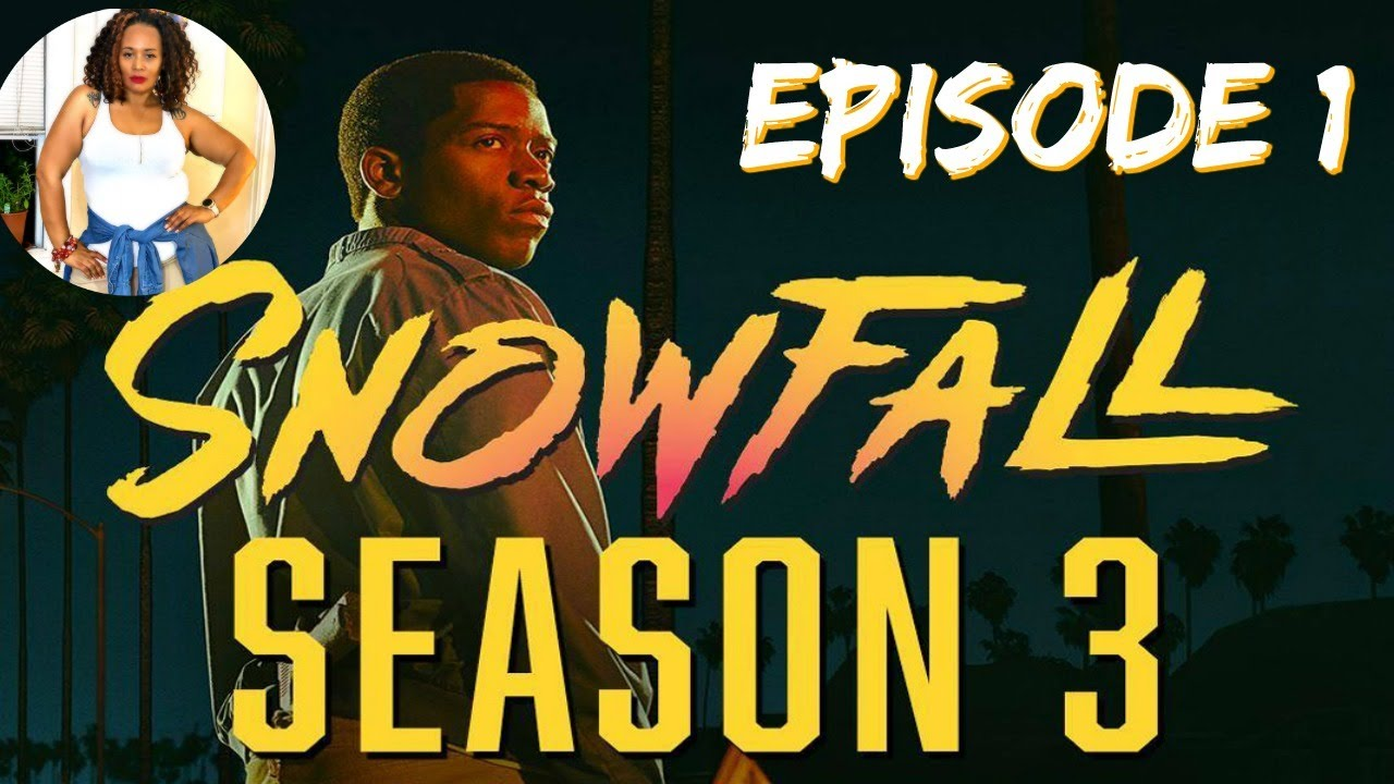 Download Snowfall FX Recap and Review  Season 3 Episode 1  Protect and Swerve  Talisa Rae