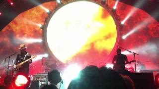 """Careful With That Axe Eugene"" - Brit Floyd - Benedum Center, Pitttsburgh PA - 03/08/2014"