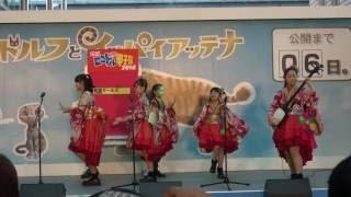 2016.7.31汐留ロコドル甲子園. 2016.7.31 汐留ロコドル甲子園. 民謡ガー...