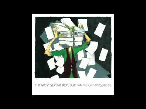 Pink Noise-The Most Serene Republic