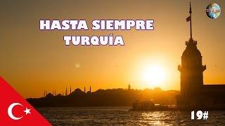 La puesta de sol mas hermosa del mundo | Viaje Turquía