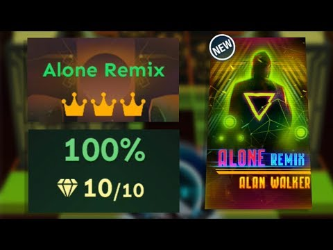 Rolling Sky - Alone Remix (Alan Walker)