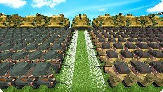 Вторая Мировая Война [СРАЖЕНИЕ] Call of duty в Майнкрафт! - (Minecraft - Сериал)