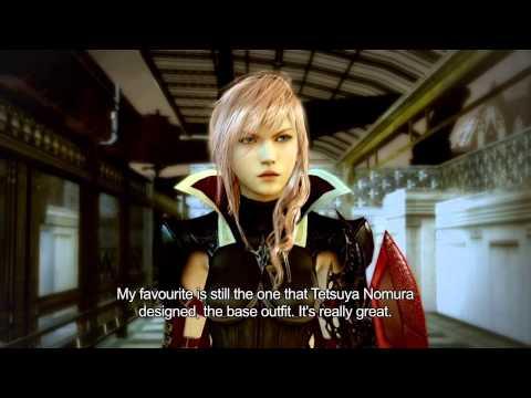 Lightning Returns: Final Fantasy XIII - Dev Diary 2 Trailer - Eurogamer