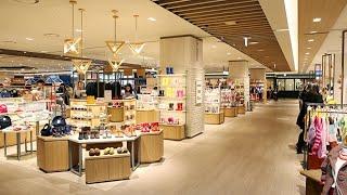 백화점에서 숨어있으면 물건을 훔칠 수 있을까?