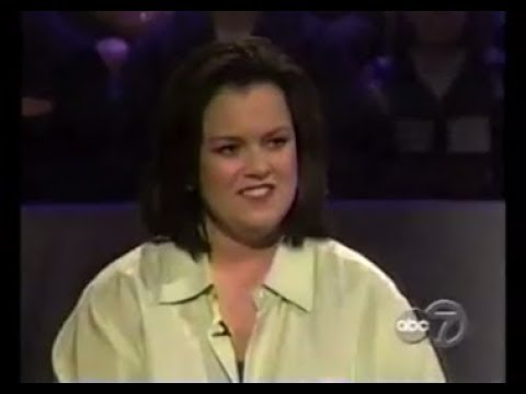 Rosie O'Donnell on Who Wants to be a Millionaire Celebrity Edition I (Full Run)