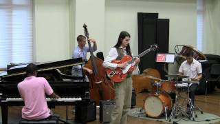 UNC 2011 Summer Jazz Workshop-Dig This