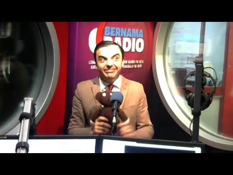 (Full)Viral Sempat Lagi Mr Bean Malaysia Buat Lawak Giler Bila Di Temuramah Penyampai Radio!