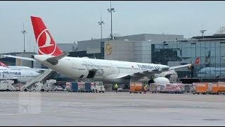 Airline Portrait Turkish Airlines