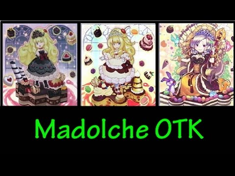 how to make a madolche deck