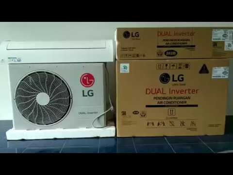 Ac LG Terbaru Inverter