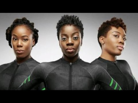 Nigerian team vies to be first Olympic African bobsled team