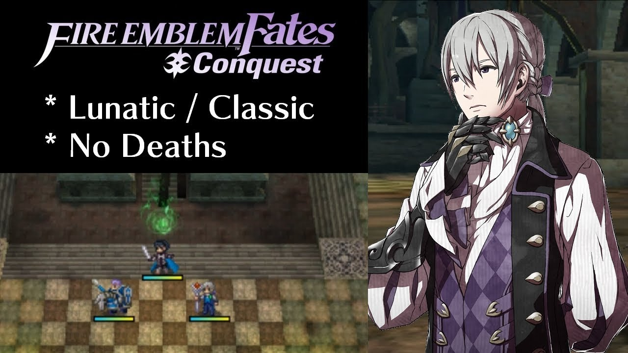Fire Emblem Fates - Chapter 2 (Lunatic)