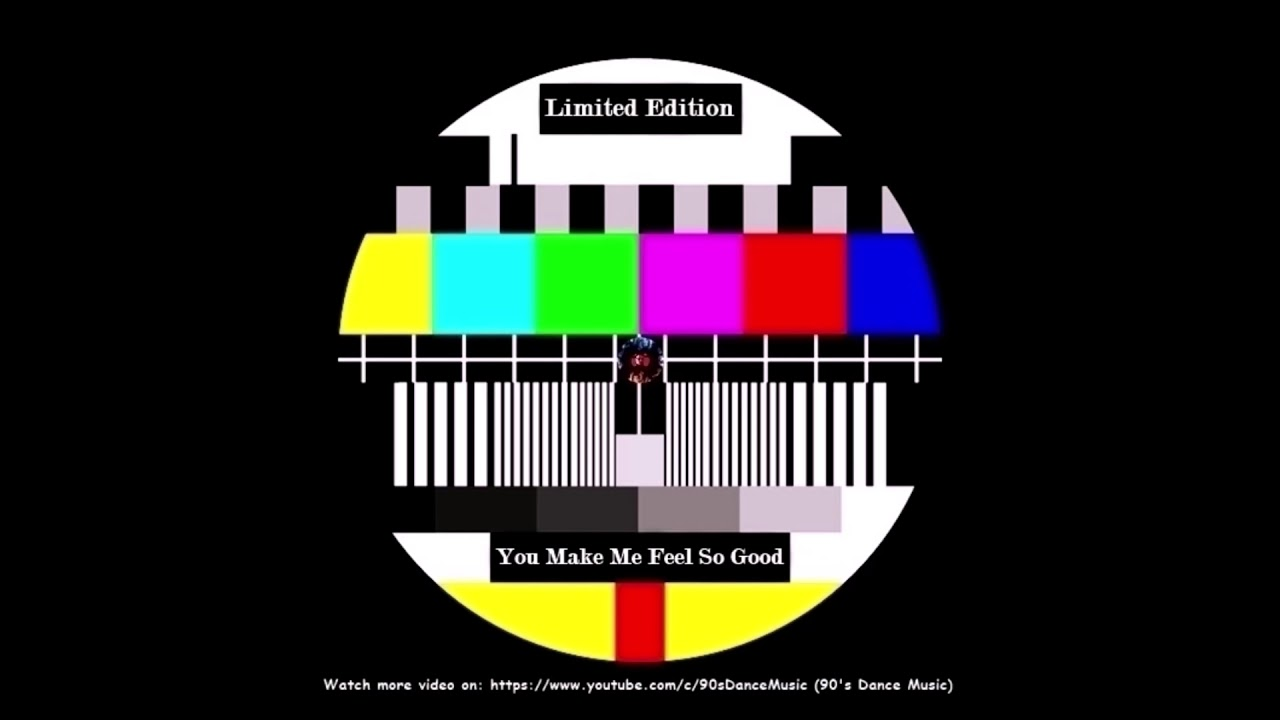 Limited Edition - You Make Me Feel So Good (Compilation Only) (90's Dance Music) ✅