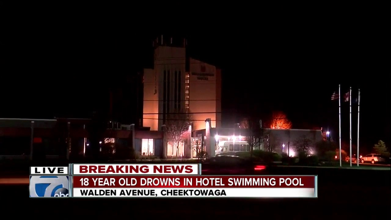 18 Year Old Drowns In Hotel Pool