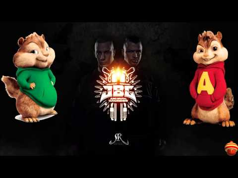 Kollegah & Farid Bang - Stiernackenkommando [CHIPMUNK VERSION] HD