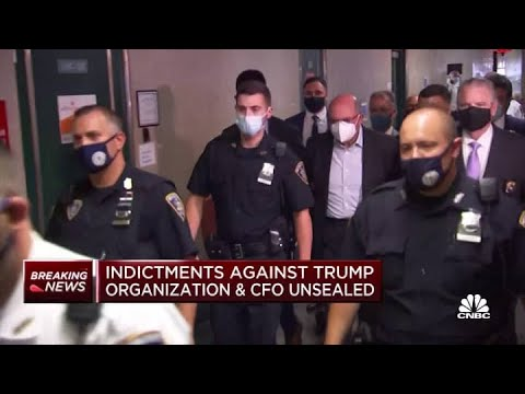 Trump's Family Business, CFO Weisselberg Are Charged With Tax ...