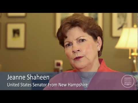 Jeanne Shaheen Discusses the Euro Crisis