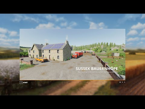 FS19 Sussex Farm Fly Thru
