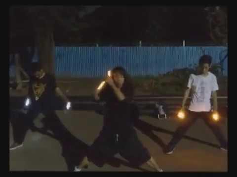 Latihan wotagei, JKT48 - Simpati Gravitasi