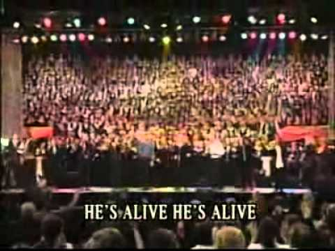 ron kenoly   jesus is alive