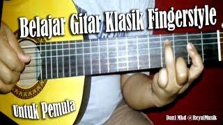 Video Belajar Gitar Fingerstyle Klasik Untuk Pemula download MP3, 3GP, MP4, WEBM, AVI, FLV April 2018