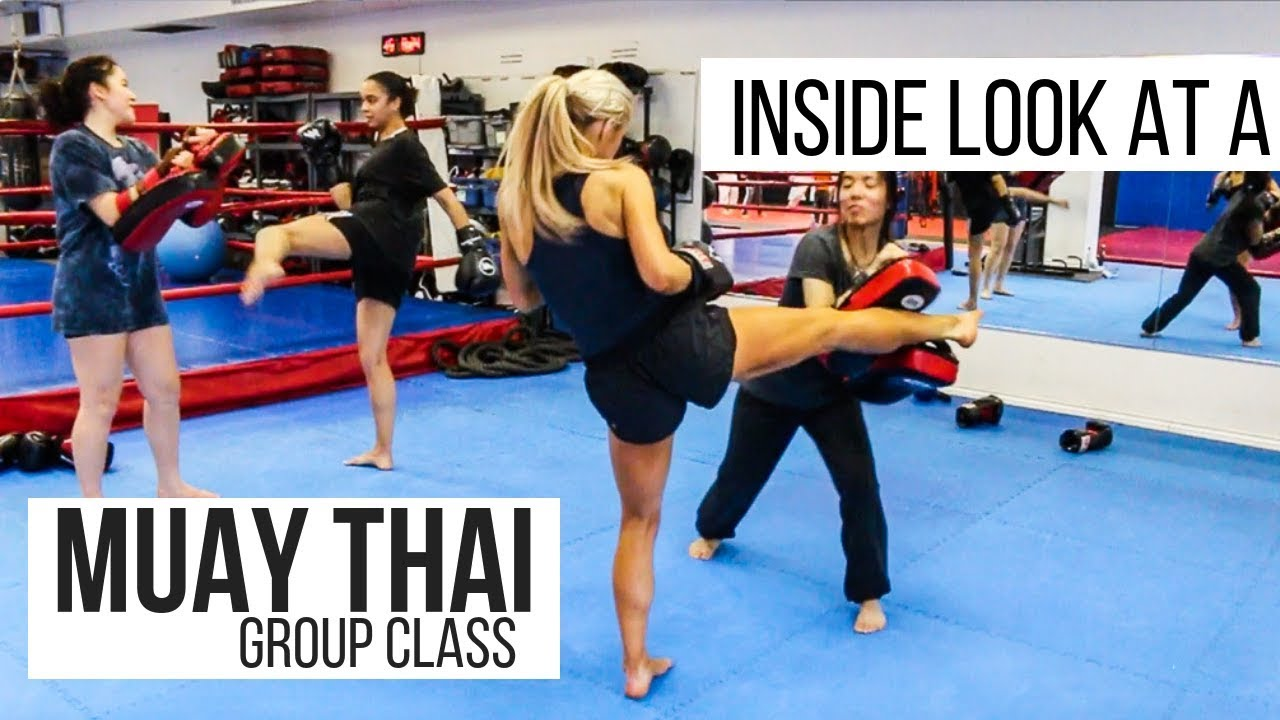 Download What to Expect at a Muay Thai Class