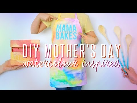 EASY & PRETTY DIY MOTHER'S DAY GIFTS | THE SORRY GIRLS