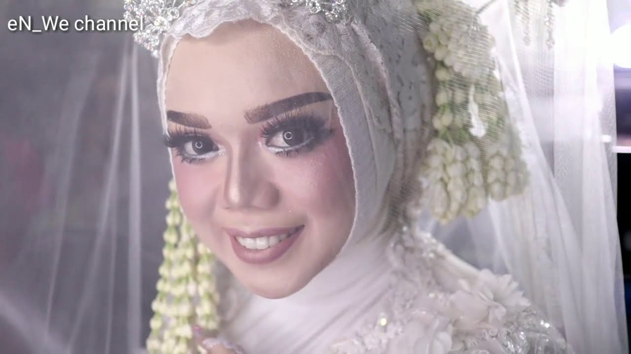 Make Up Wedding Solo Hijab Tanpa Paes By Ninik Widyawati