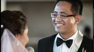 marco lyn silver wedding anniversary onsite video