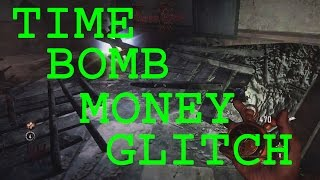Call of Duty Black Ops 2 Time Bomb Money Glitch Buried Zombies