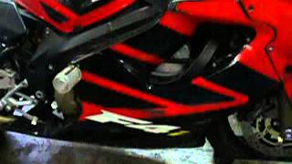 MILWAUKEE CYCLE SALVAGE 01 HONDA CBR 600 F4I RUNNING ENGINE