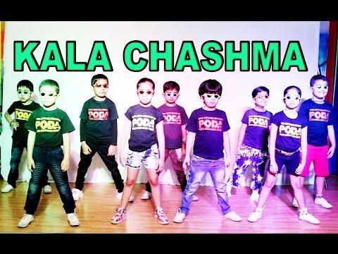 Kala Chashma  Dance Choreography | @PODA (PACIFIC OCEAN DANCE ACADEMY)