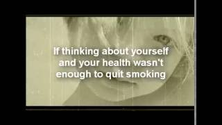 smoking harms the embryo quit now motivational video