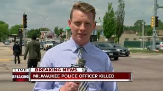 Police remember off-duty Milwaukee Officer Kou Her, killed while driving home from work