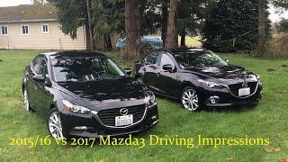 Mazda 0l Vs Mazda 5l Driving Impressions Review
