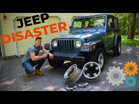 Buying This Used Jeep Wrangler was the Biggest Mistake I've Made *Blue Jeep Update