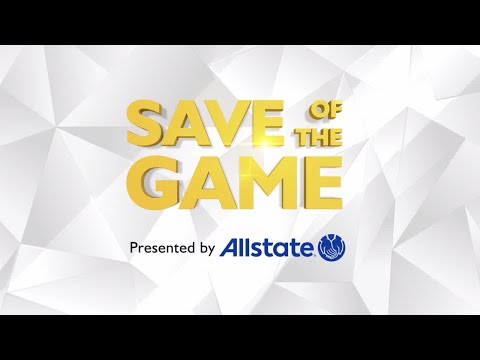 Save of the Game presented by Allstate   Jamaica vs Canada