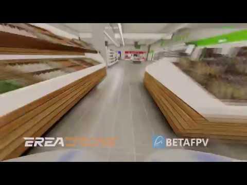 Beta75X - Supermarket Visit