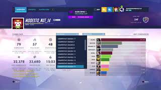 Overwatch competitive playing healer